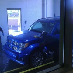 Photo taken at Danny's Family Car Wash by Matthew S. on 2/17/2012