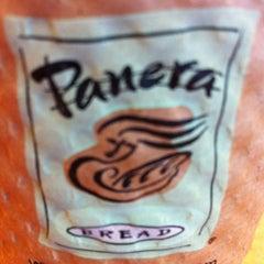 Photo taken at Panera Bread by Debbie B. on 8/17/2011