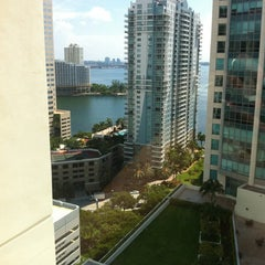 Photo taken at JW Marriott Hotel Miami by kazie w. on 9/8/2011