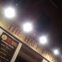 Photo taken at The Half King by Jason S. on 8/18/2012
