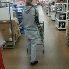 Photo taken at Walmart Supercenter by Austin A. on 12/5/2011