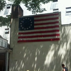 Photo taken at Betsy Ross House by Ben R. on 6/14/2012