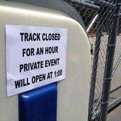 Photo taken at Alamo Karts by Nick P. on 7/21/2012
