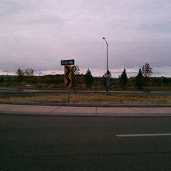 Photo taken at Fun Meridian Round About by James R. on 11/19/2011