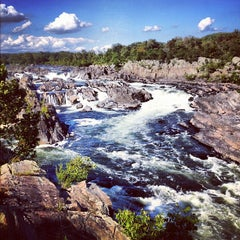 Photo taken at Great Falls National Park by Tony L. on 9/9/2012