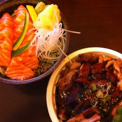 Photo taken at Orange Roll & Sushi by Kevin on 6/20/2012