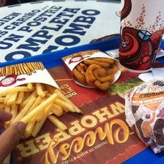 Photo taken at Burger King by Juanmanuel B. on 3/7/2012