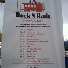 Photo taken at Rock N Rails by Corinna F. on 6/28/2012