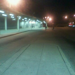 Photo taken at CTA - 35th/Archer by Serena M. on 9/20/2011