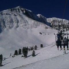 Photo taken at Big Sky Resort by Thom P. on 12/8/2011