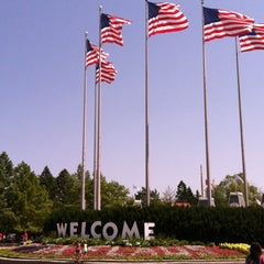 Photo taken at Six Flags Great America by Merlin P. on 8/3/2012