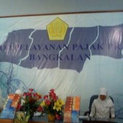 Photo taken at KPP Pratama Bangkalan by rusdi h. on 9/28/2011
