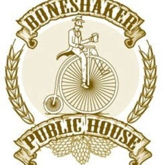Photo taken at Boneshaker Public House by Kris K. on 2/21/2012