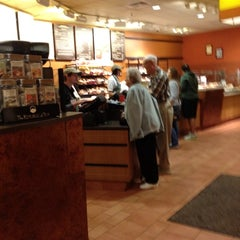 Photo taken at Panera Bread by Jason G. on 12/26/2011