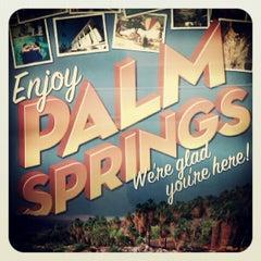 Photo taken at Palm Springs International Airport (PSP) by Jen B. on 4/13/2012