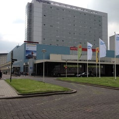 Photo taken at World Forum by Dirk R. on 5/1/2012