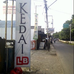 Photo taken at Gado Gado Kedai LB by # Kedai LB on 1/22/2012