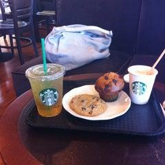 Photo taken at Starbucks Coffee by Lidya L. on 8/27/2012
