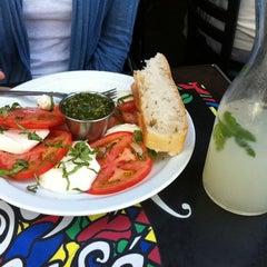 Photo taken at Coupa Café by Keerthi N. on 8/12/2011