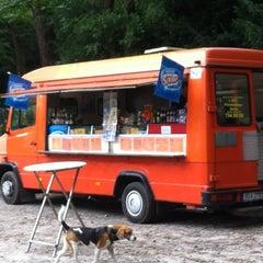 Photo taken at Jagdschloss Grunewald by Joerg F. on 7/21/2012