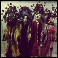 Photo taken at Museum Wayang by faBi 张™ [ 张费边 ] on 2/26/2012
