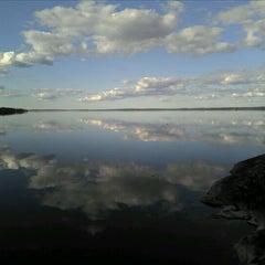 Photo taken at Särkänniemi by Susanna L. on 4/29/2012