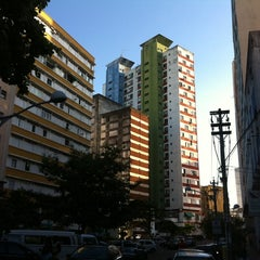 Photo taken at Largo Dois De Julho by João F. on 11/16/2011