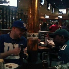 Photo taken at Fox Sports Grill by Pj on 10/31/2011