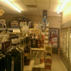 Photo taken at Harrison Wine and Liquor by Ryan B. on 11/4/2011