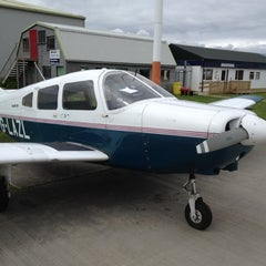 Photo taken at Highland Aviation Flying School by Stuart C. on 6/11/2012