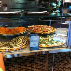 Photo taken at Valentino's Pizza by Lora N. on 7/5/2012