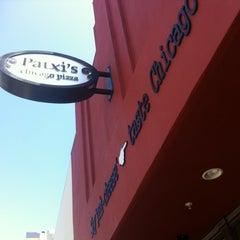 Photo taken at Patxi's Pizza by Michael B. on 6/10/2011