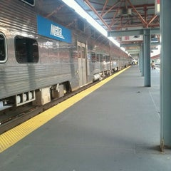 Photo taken at Metra - LaSalle Street by Matt P. on 8/10/2011
