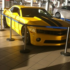 Photo taken at GSL Chev City by Jay M. on 3/19/2012