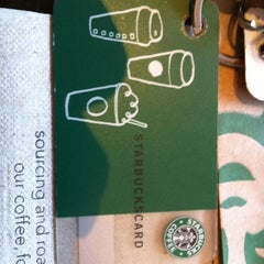 Photo taken at Starbucks by Shana C. on 9/27/2011