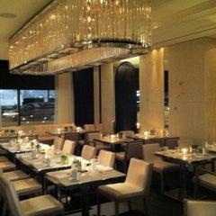 Photo taken at Hawksworth Restaurant by Michael C. on 9/7/2011