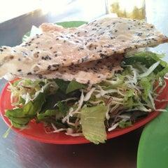 Photo taken at Quan Tam Tam by Kanye M. on 4/3/2012