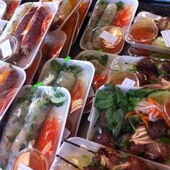 Photo taken at Saigon Deli by Terri N. on 8/22/2011