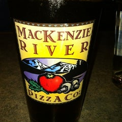 Photo taken at MacKenzie River Pizza Co. by Kate H. on 12/12/2011