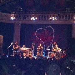 Photo taken at Newport Music Hall by Justin R. on 10/12/2011