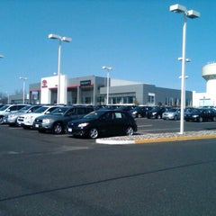 Photo taken at Holman Toyota Scion by Syd A. on 3/20/2011