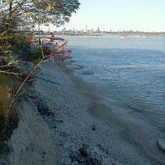 Photo taken at South Shore Park by Nicole K. on 10/21/2011
