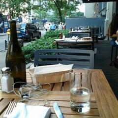 Photo taken at Almond by duane l. on 7/17/2012