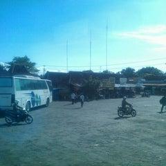 Photo taken at Terminal Klaten by Oky H. on 12/26/2011