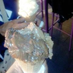 Photo taken at Giapo Ice Cream by Ian M. on 10/21/2011