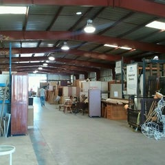 Photo taken at ReSource Yard by Mark L. on 6/2/2012