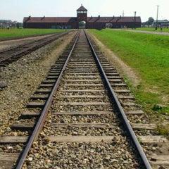 Photo taken at Muzeum Auschwitz-Birkenau by Yuichi F. on 8/27/2011