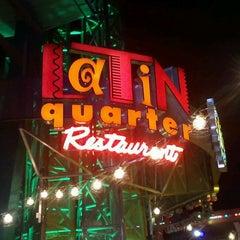 Photo taken at Latin Quarter by Randy E. on 9/13/2011