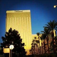 Photo taken at Delano Las Vegas by 24kMedia on 8/18/2012