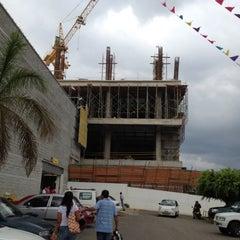 Photo taken at Éxito by Carlos Arturo M. on 3/12/2012